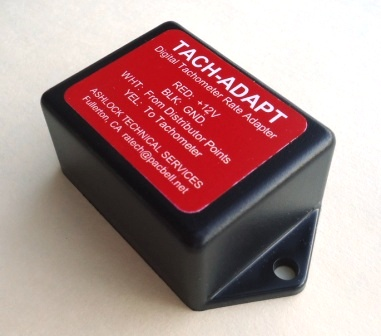Excellent Tach Adapt Digital Tachometer Rate Adapter Wiring Cloud Hisonuggs Outletorg