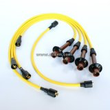 Yellow 8MM High Performance Spark Spark Plug Wire Set, 356/912