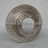 Brake Rotor, Front, Zimmermann Sport Disc, C2/4/RS 89-94