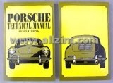 Porsche Technical Manual (356) by Henry Elfrink