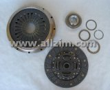 Clutch Kit, 911 72-86 Cast Iron w/Reproduction Clutch Disc