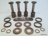 Link Pin Kit, German, with Sintered Bushings