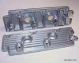 Upper Valve Cover, Pair, Billet, 964