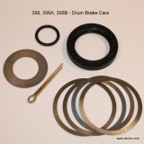 Rear Axle Seal Kit, 356/A/B