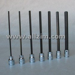 7 Piece Long Internal Socket Set