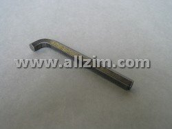 Modified 8mm Allen Wrench for 911 Rocker Shafts