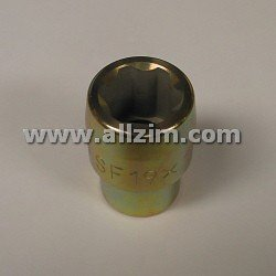 Genuine Porsche Lug Nut Socket