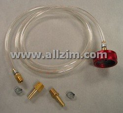 Metal Swivel Cap for Motive Products Power Bleeder