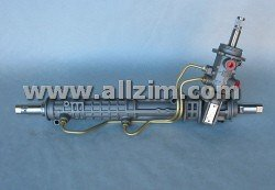Power Steering Rack, Remanufactured C2/4 92-94