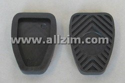 Pedal Pad, Brake or Clutch