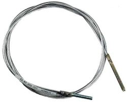 Clutch Cable, 356A (late) - 356BT6 (early)