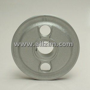 356/912 Crankshaft Pulley, Remanufactured