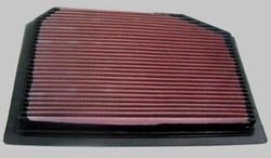 K&N Air Filter, 993/Turbo 94-98