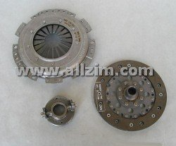 Clutch Kit, 356B 180mm