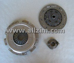 Clutch Kit, 356B 200mm