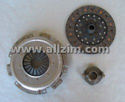 Clutch Kit, 356B, 200mm w/Reproduction Clutch Disc