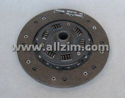 Clutch Disc, 356B/C/912 200mm