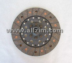 Clutch Disc, 356B/C/912 200mm, Reproduction
