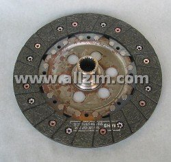 Clutch Disc, C2/4/993/Turbo