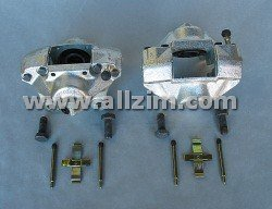 New Replacement Caliper, Front Set, 356C, 911/912 65-68