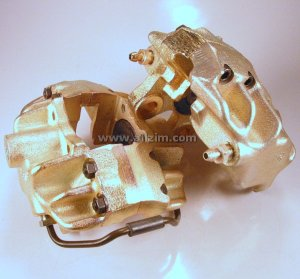 356C Rear Brake Caliper, Right, Remanufactured