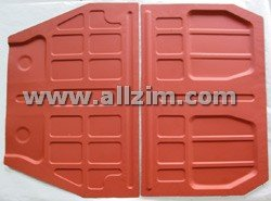 Floor Pan Set, Premium Quality, 356 Pre-A Closeout