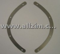 Corner Reinforcement for Hood Seal, 356 All