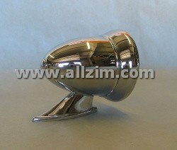 Chrome Bullet Mirror, 356/911/912