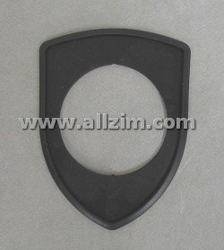 Hood Crest Seal, All Models 65-