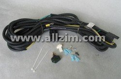 Hella Custom Wiring Harness for Auxiliary Lighting