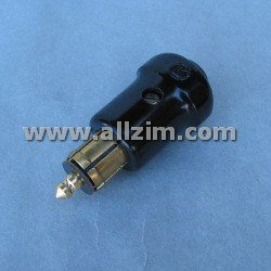 Male Power Socket Insert, 356
