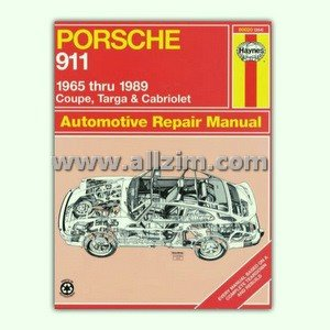 911 Repair Manual by Haynes