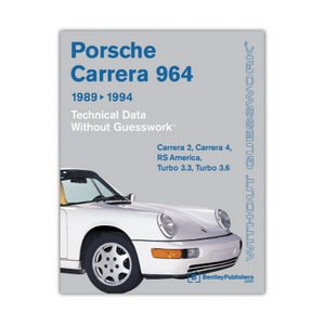 Porsche 911 Carrera (964): 1989-1994 Technical Data Without Guesswork