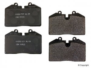 Brake Pads, OEM, 911 Turbo/C2/4/944T/S2/968