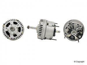 Remanufactured Alternator, 964/993, 115 Amp