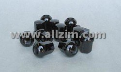 Alloy Lug Nut, Black Anodized