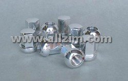 Alloy Lug Nut, Chrome