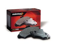 Brake Pad Set, Mintex, Rear, 356C/911/912