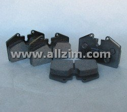 Brake Pads, Mintex, 911 Turbo/C2/4/944T/S2/968