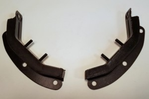 Transmission Hoop Mounts, Reproduction, Pair, 356