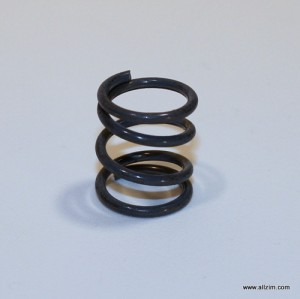 Brake Shoe Retaining Spring, 356 w/Drum Brakes