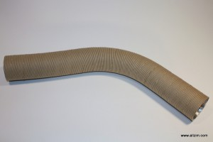 Heater Hose, Brown, 50mm, 911/912/930