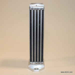 Oil Cooler, 356/912 Aluminum