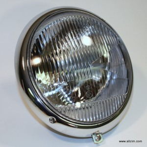Headlamp Assembly, 356, Hella European