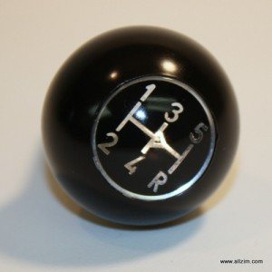 Shift Knob, 5 Speed, 915 Trans, 911 72-74