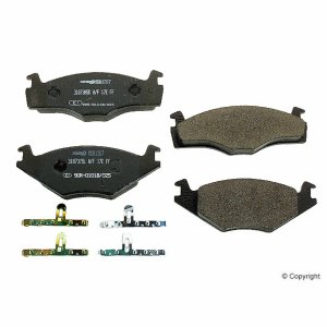 Repacement Pads for Zims Disc Brake Conversion kit
