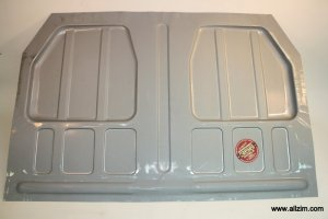 Floor Pan Set, Premium Quality, 356 Pre-A 5/52-55