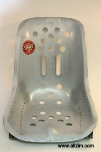 Speedster Seat Shell, Steel