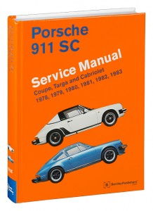 Bentley Repair Manual, 911SC