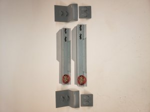 356 A T1 SEAT SUPPORT SET